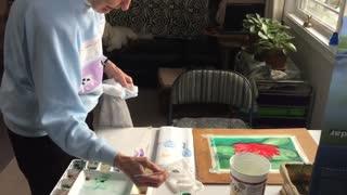 Mom Paint
