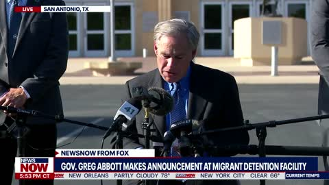 TX Gov: Allegations Children Being Sexually Assaulted at Biden Border Facility