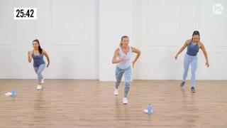 30-Minute Standing Cardio Workout - POPSUGAR