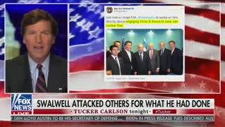 Tucker Drops BOMBSHELL On Swalwell and Chinese Spy Story