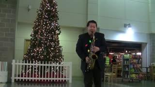 Happy birthday saxophone performance vps