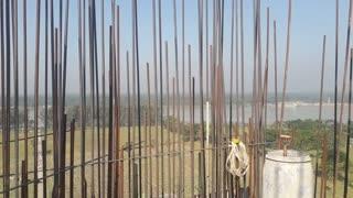 Construction work reinforcement