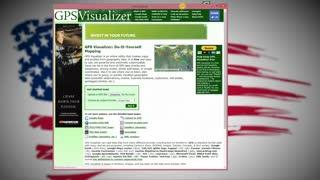 Offroad Tracks File Conversion GPS Visualizer