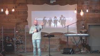 Come Into God's Family