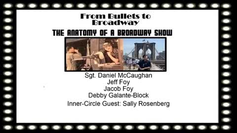 From Bullets to Broadway | Sally Rosenberg