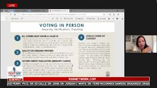 Part 4, Arizona State Senate Judiciary Holds Hearing on Election Fraud,12/14/20.