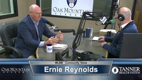 Community Voice 9/3/21 - Ernie Reynolds