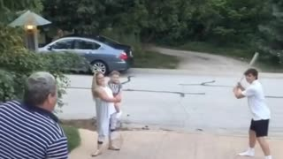 Epic fails: Kid totally ruins gender reveal surprise