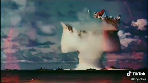 World biggest explosion