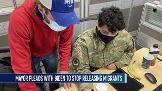 Democrat Mayor Pleads With Biden To Stop Releasing Illegal Migrants In His City