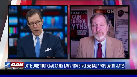 Lott: Constitutional carry laws prove increasingly popular in states