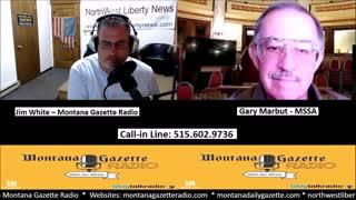 Montana Gazette Radio - Gary Marbut on Campus Carry in Montana
