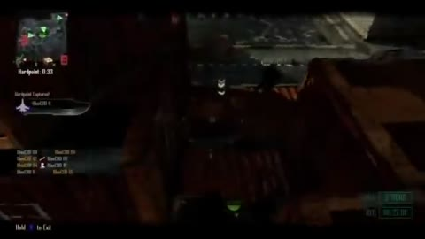 Call of Duty Black Ops II GC 2012 Cargo Hardpoint Gameplay