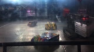 Extreme Robots Bolton 2019: DTK & Tango Vs Dead Bod & Fenrir