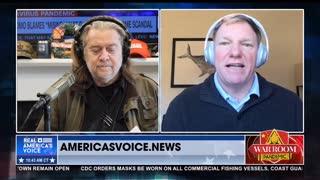 Steve Bannon interviews filmmaker Jason Jones