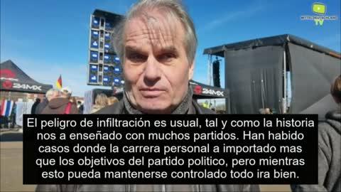 Reiner Fuellmich habla de las demandas internacionales