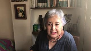Esperanza Barroso habla a las mujeres artistas