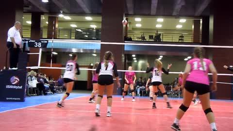 MLK Volleyball Tournament 1B