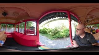 Disneyland Railroad 360