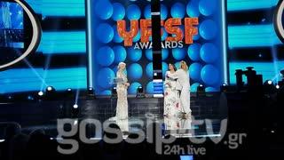 YFSF:«Τιμητικό βραβείο» για την Εύα Τσάχρα ως Μαρία Κάλλας