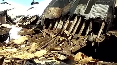 Mayfield destruction