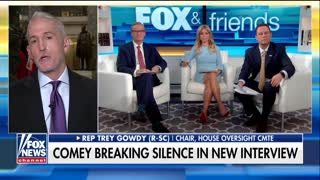 """The """"Old"""" Gowdy slams Comey Book"""