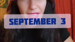 Kjv September 3