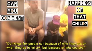 restore faith in humanity