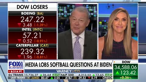 I ask my three year old son tougher questions than the media asks Joe Biden.