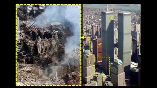9/11 Twin Towers Vaporized??- Must Watch this One!!