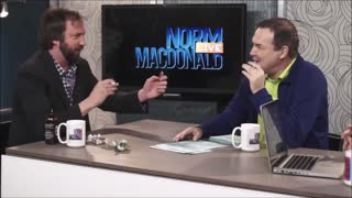 Norm Macdonald cigarette joke