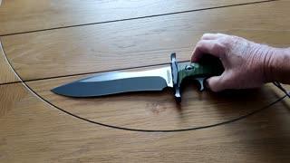 Rambo: Last Blood Heartstopper Knife