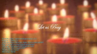 Edit Mid-Night Hour Prayer hour 15 : GOD's Mind. Believe in HIM. Greatest Offer (Prayer)