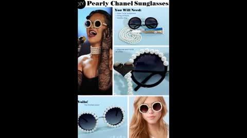 10 Stylish DIY Sunglasses Makeovers