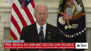 Biden Says Citizens Would Need Nuclear Weapons To Take On Government .. !