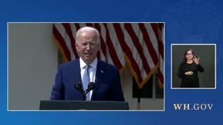 "Biden Repeatedly Calls ATF the ""AFT"" in Disaster Gun Control Speech"