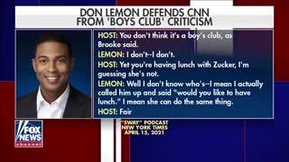 """Tucker Carlson DESTROYS Don Lemon for """"Mansplaining"""" in Hilarious Rant"""