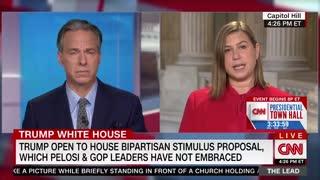 House Democrat contradicts herself