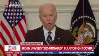Biden Announces Vaccine Mandate for Large Private Businesses and Government..!!