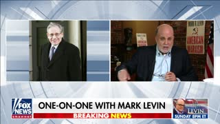 Mark Levin reacts to Gen. Milley's alleged secret calls to China