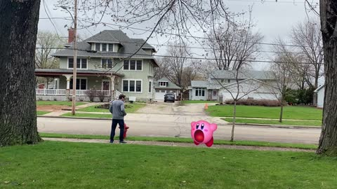Kirby's Day Off