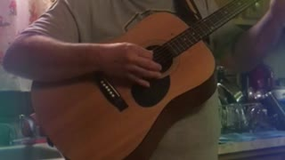"""Me Covering Pink Floyd """"Wish You Were Here"""""""