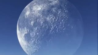 Amazing video showing the moon!!!