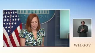 """Psaki Defends Chinese Communist Party Talking Points About """"Racist America"""""""