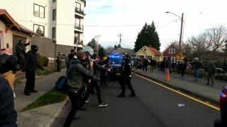Portland Police Fail Miserably.
