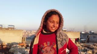My heart breaks for Syrian refugees