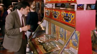 Funny Clips Mr, Bean