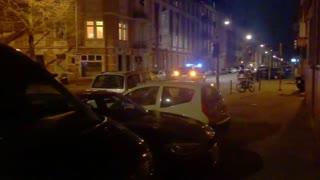 Macabre German Cop Car Blasts Circle Of Life Amid COVID