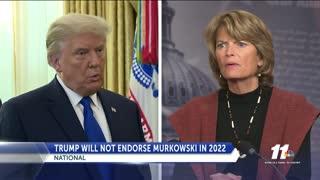 Trump to Campaign Against Lisa Murkowski