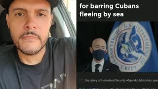 Suffering Cubans Rejected by Biden